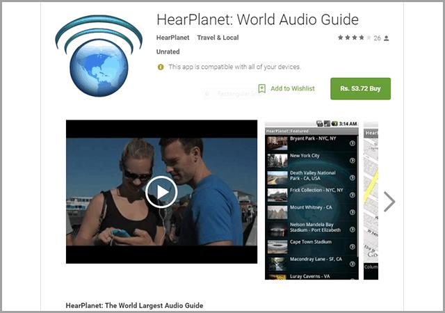 Hear-planet