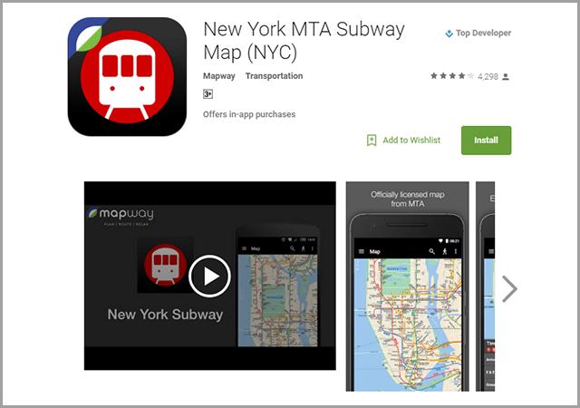 Newyork- subway