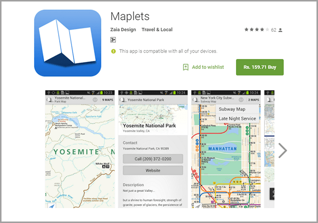 maplets