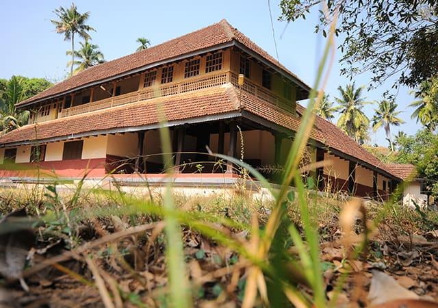 Paliyam Palace
