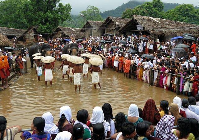 Kottiyoor temple festival