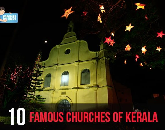 10 Famous Churches of Kerala