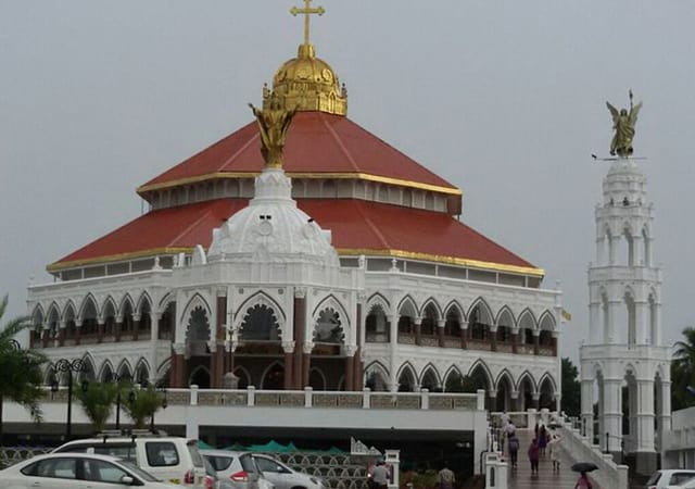 Edappally Church