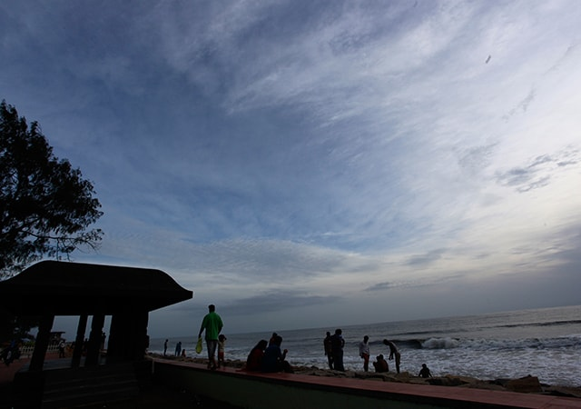 Snehatheeram Beach