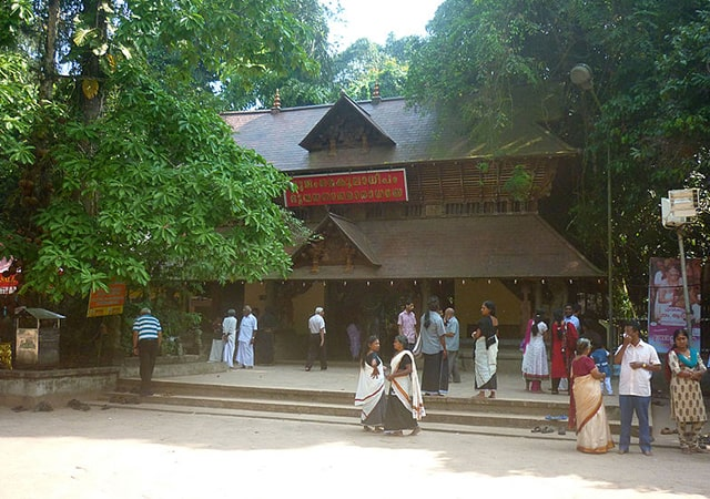 Mannarshala Temple