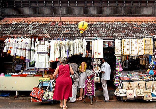 Go Festival Shopping