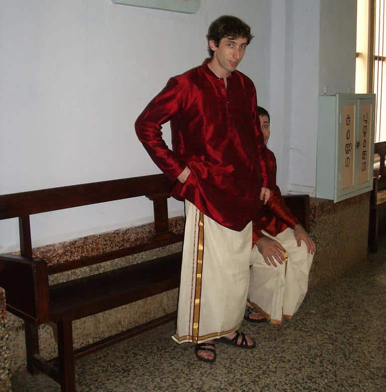 Wear Traditional Clothes