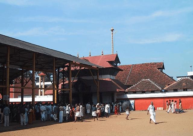 Guruvayoor Sree Krishna Temple