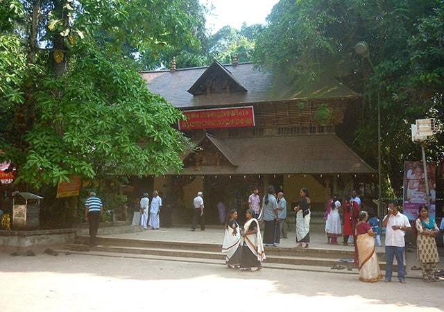 Mannarashala Temple