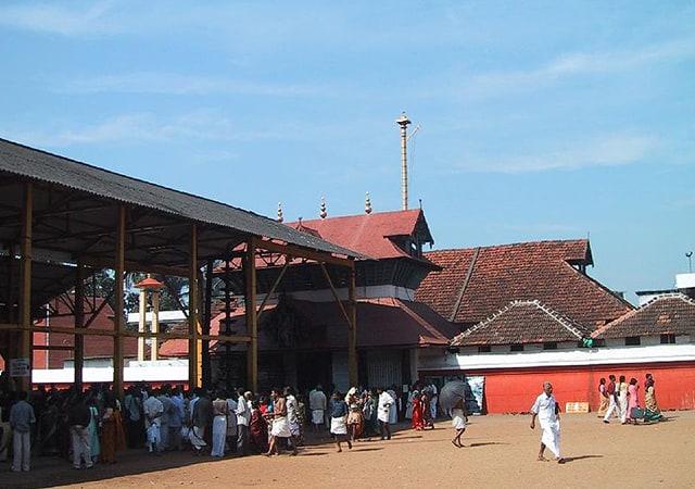 Gurovayoor Temple
