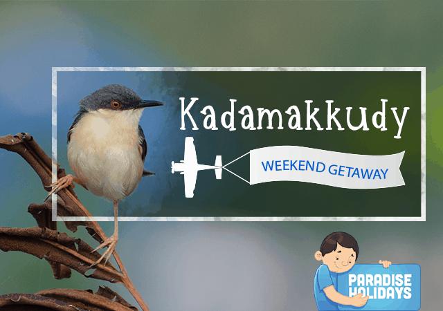 Weekend getaway - Kadamakkudy