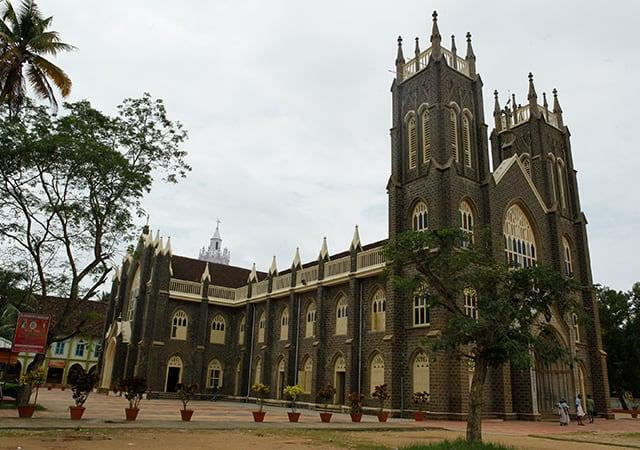 Arthunkal-Church