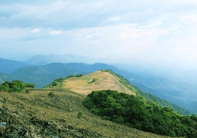 Paithalmala-Trekking