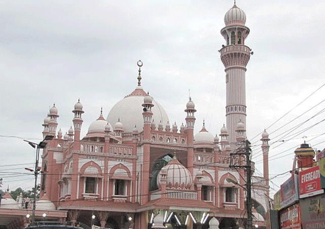 Erumeli Vavar Mosque