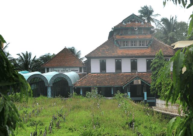 Malik-Deenar-Mosque