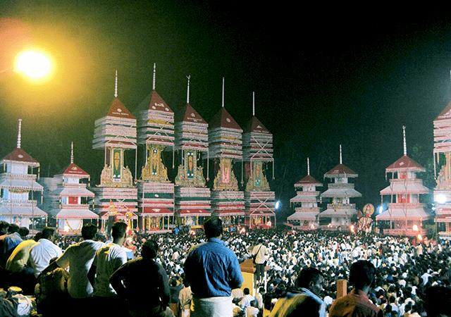 Chettikulangara Bharani Festival