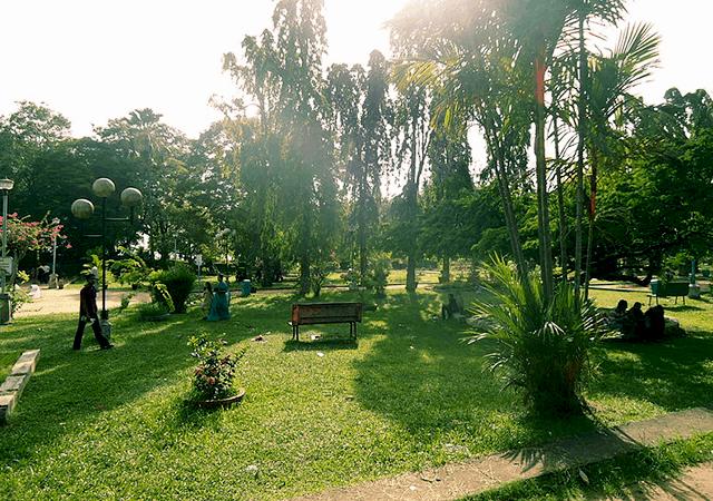 Subhash-Park