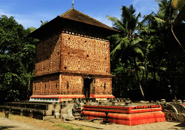 Keezhthali Shiva Temple