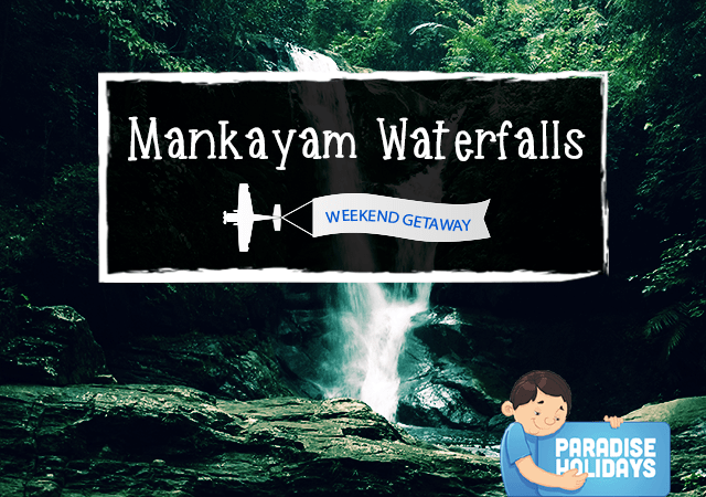 Mankayam Waterfalls