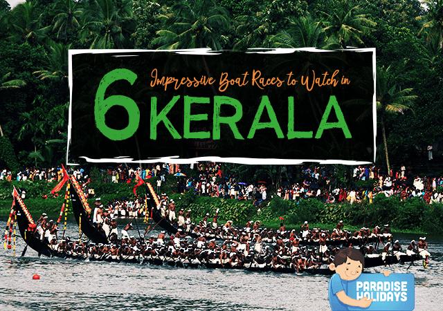 6 Impressive Boat Races to Watch in Kerala