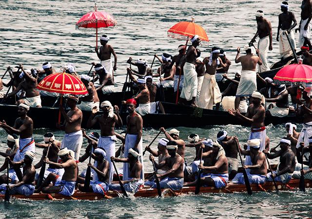 Sree Narayana Jayanthi Boat Race