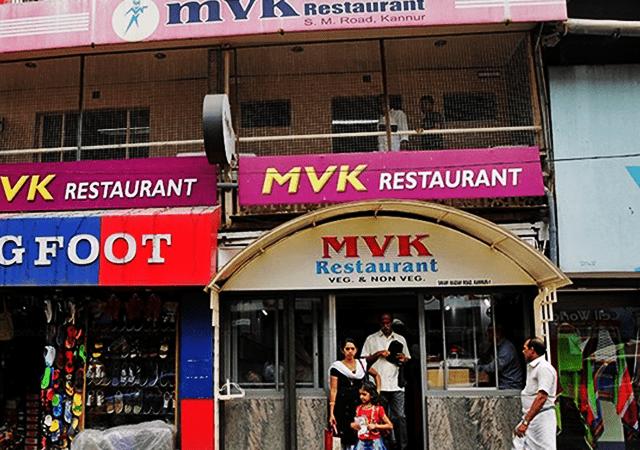 MVK Restaurant