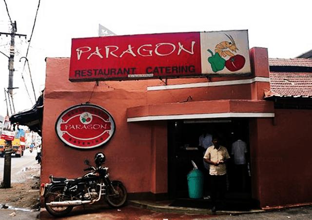 Paragon Restaurant Kozhikode
