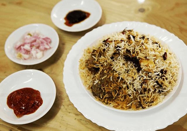 Pandari's Biriyani, Kochi