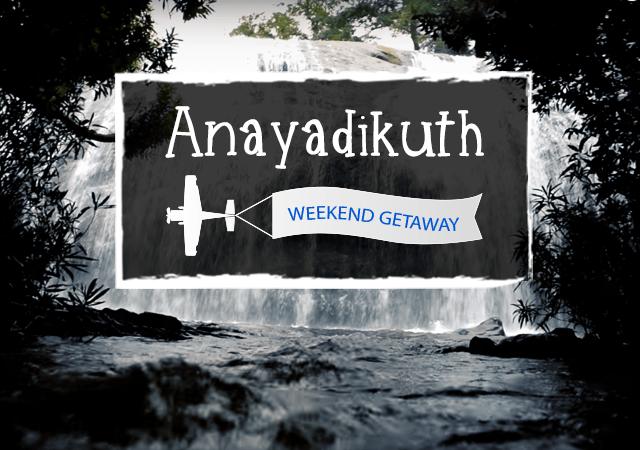 Anayadikuth Waterfalls