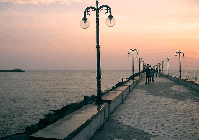 Beypore Walkway