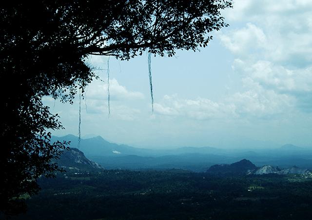 View From Ambukuthi mala