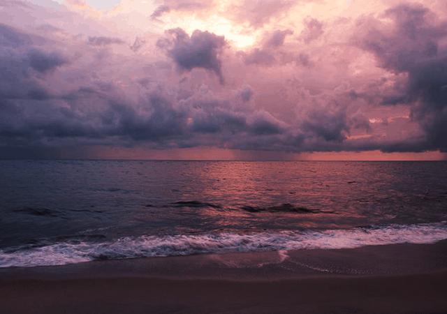 Mararikulam Beach Sunset