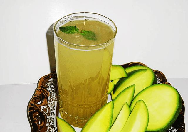 Raw Mango Drink