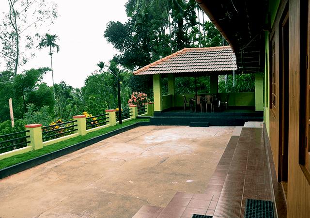 Tharavad Homestay