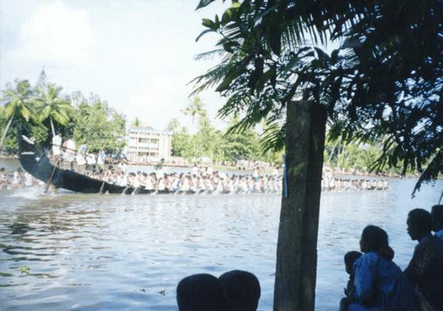 Champakkulam Boat Race