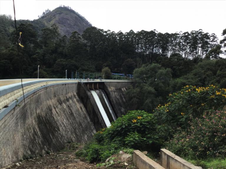 Kundale Dam