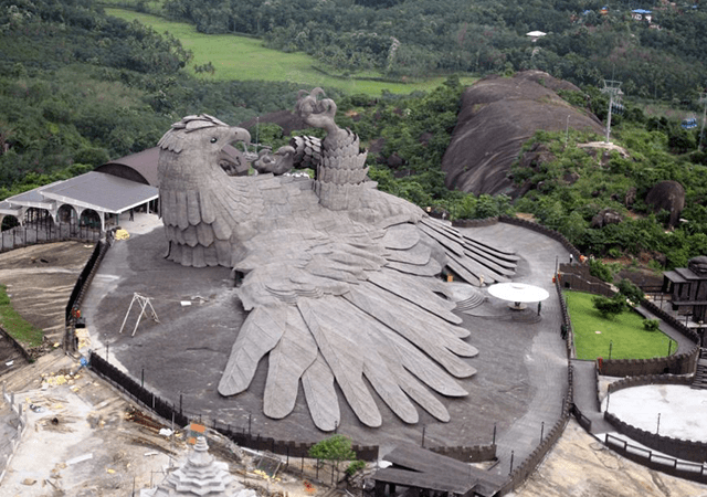 Jadayu Bird Sclupture