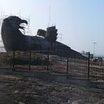 Jadayu Para Under Construction