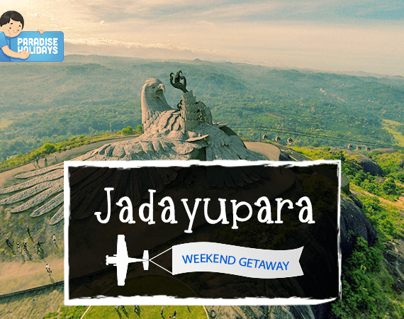 Weekend Getaway – Jadayupara