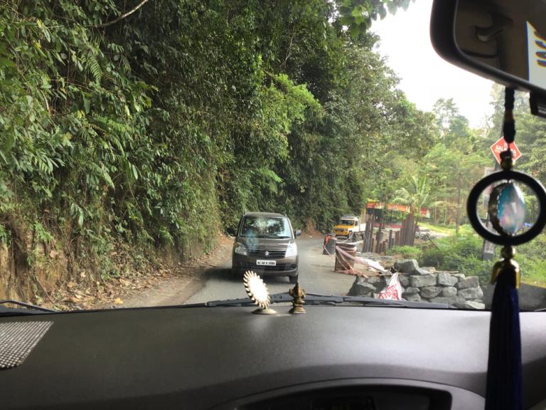 Cleared roads