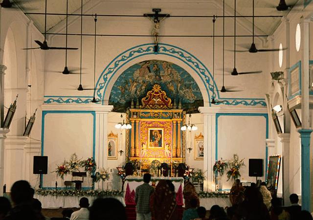Feast of Vallarpadathamma