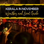 Kerala in November Weather and Event Guide