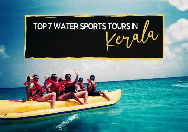Water Sports Tours in Kerala