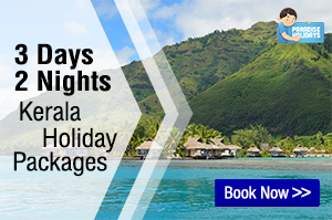 3 Days 2 Night Kerala Holiday Packages