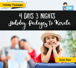 4 Days 3 Nights Kerala Holiday Packages
