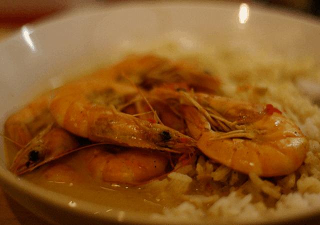 Goan Shrimp Curry