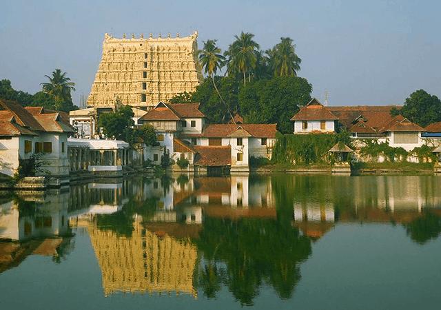 Padmanabhaswamy Temple Thiruvananthapuram