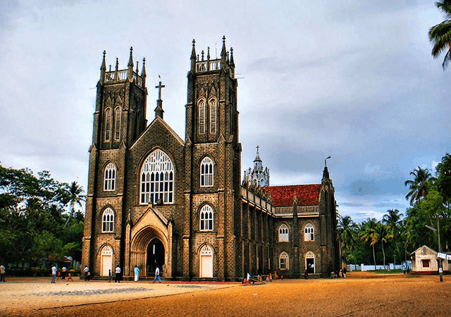 St Andrews Basilica
