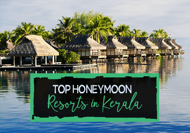 Top Honeymoon Resorts in Kerala