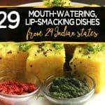 29 States 29 Foods